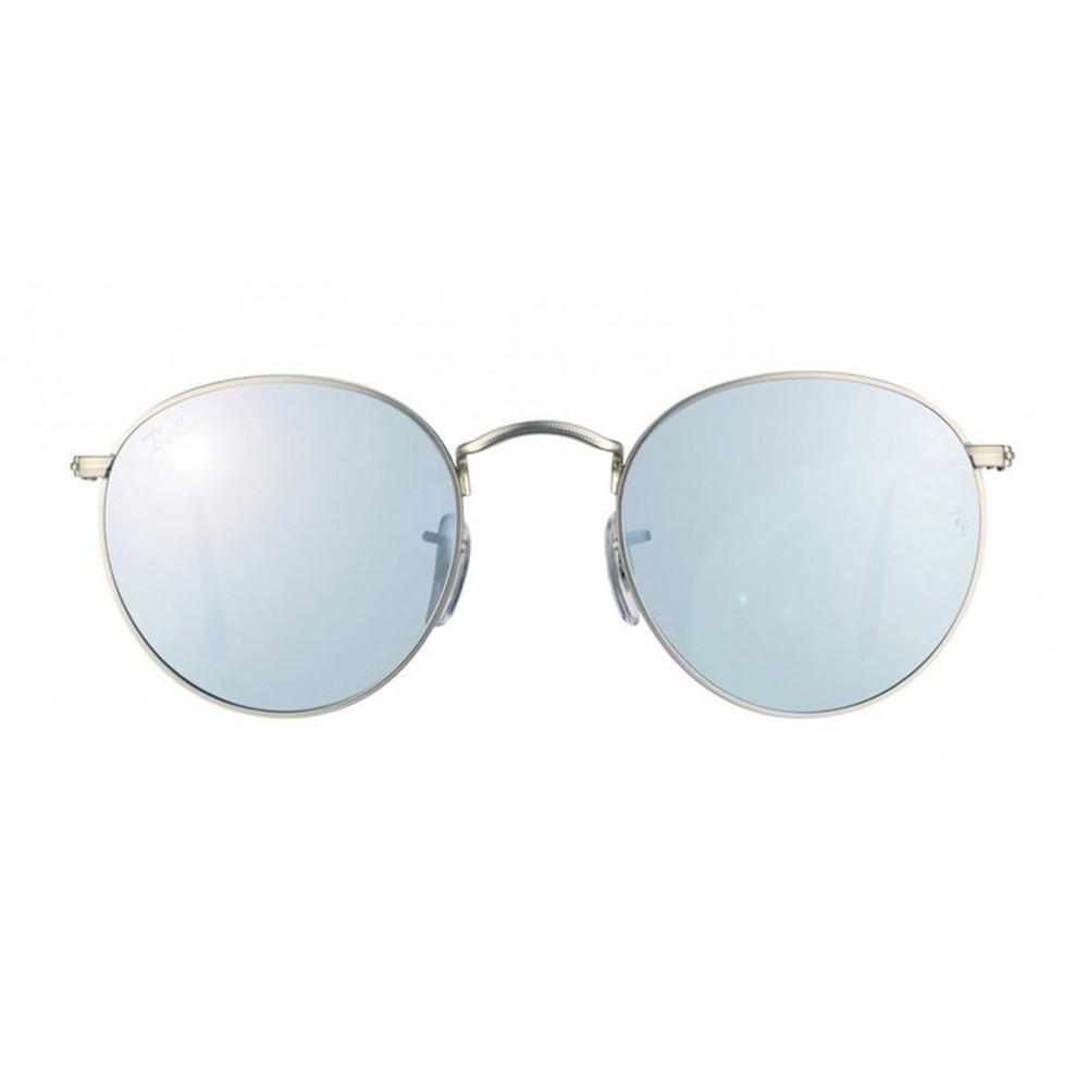 0248568a11 Las gafas de sol Ray-Ban® Round Metal son totalmente retro. Este look ha  sido usado por músicos legendarios e inspirado en la contracultura de los  años 60 ...