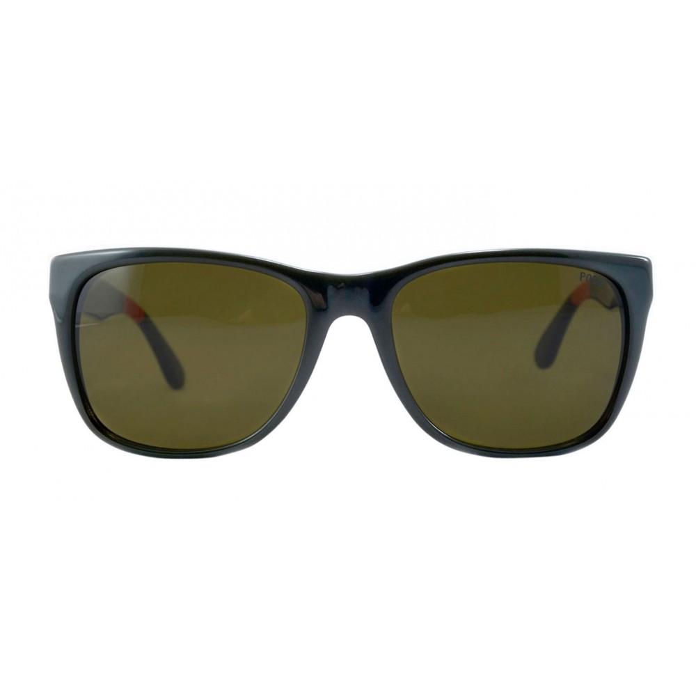 ba7cf476d0 Montura PH 4106 proviene de la colección casual de Polo Ralph Lauren, es un  modelo de estilo único, para hombre con un frente en color habana y con  lentes ...