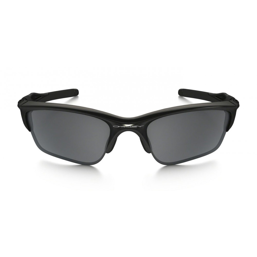 Oakley OO9154 01 Half Jacket® 2.0 XL Polished Black -Black Iridium
