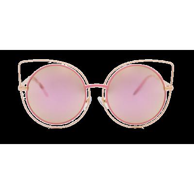 b0c660b9ad ... estas gafas de sol delgadas pero resistentes son perfectas para agregar  un toque de frescura peculiar a cualquier traje. Los lentes espejados  vienen con ...