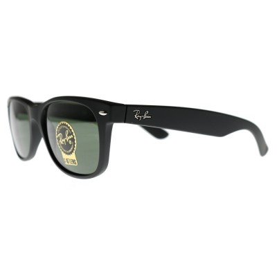 577b26b8e Wayfarer classic style in an updated version (smaller frame). It comes with  green lenses with a high level of visual clarity.