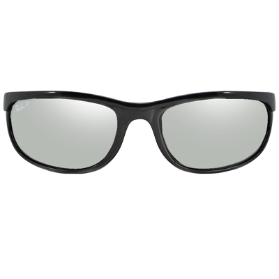 84a48ace1c Ray-Ban RB2027 Predator 2 601/W1 62-19 Black/Grey mirror