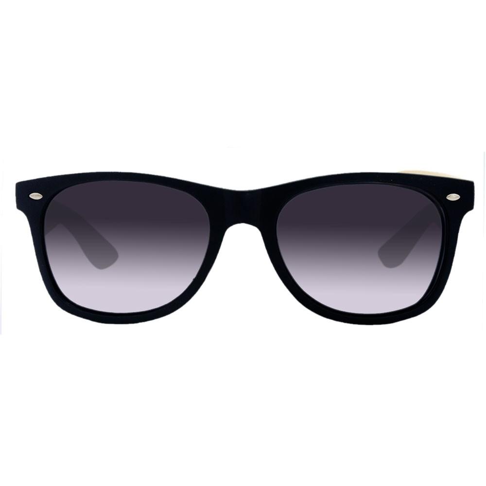 046b02ed6c ¿Podríamos estar más enamorados de estas gafas de sol acentuadas en madera?  El atractivo atemporal del estilo clásico. Adopta un atractivo de playa.