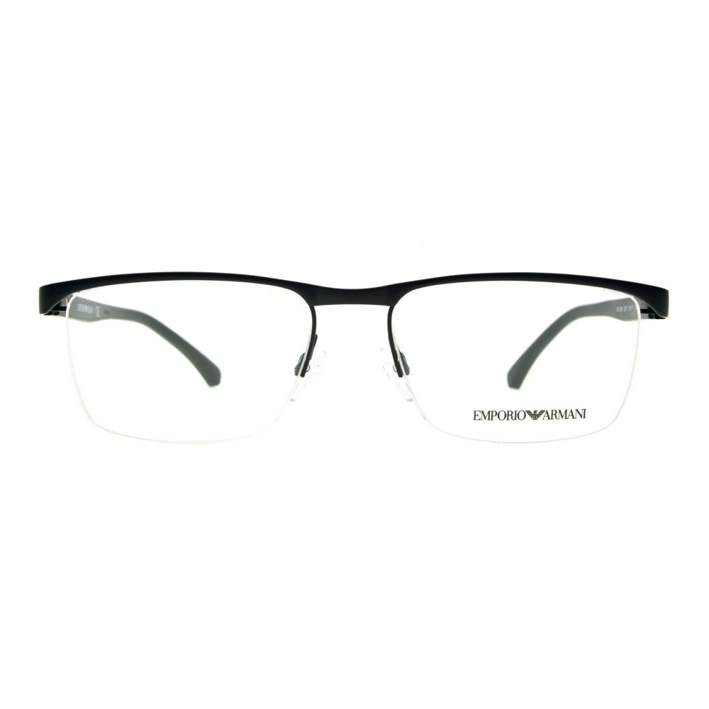 1cfa93ba47 Espectacular montura semi al aire de Emporio Armani. Ideales para cualquier  momento, hacen de estas gafas un accesorio que no debe faltar.
