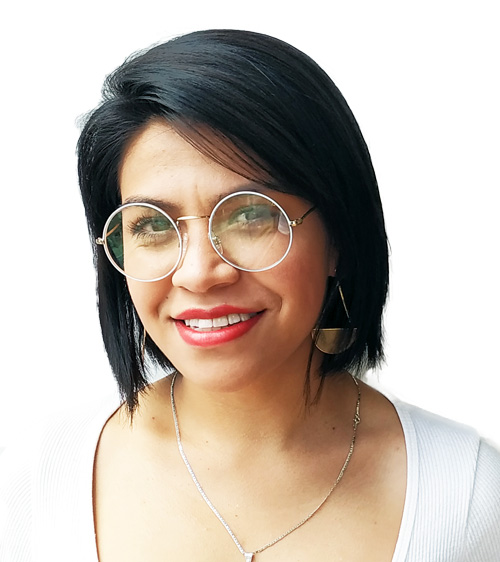 Desil round eyeglasses