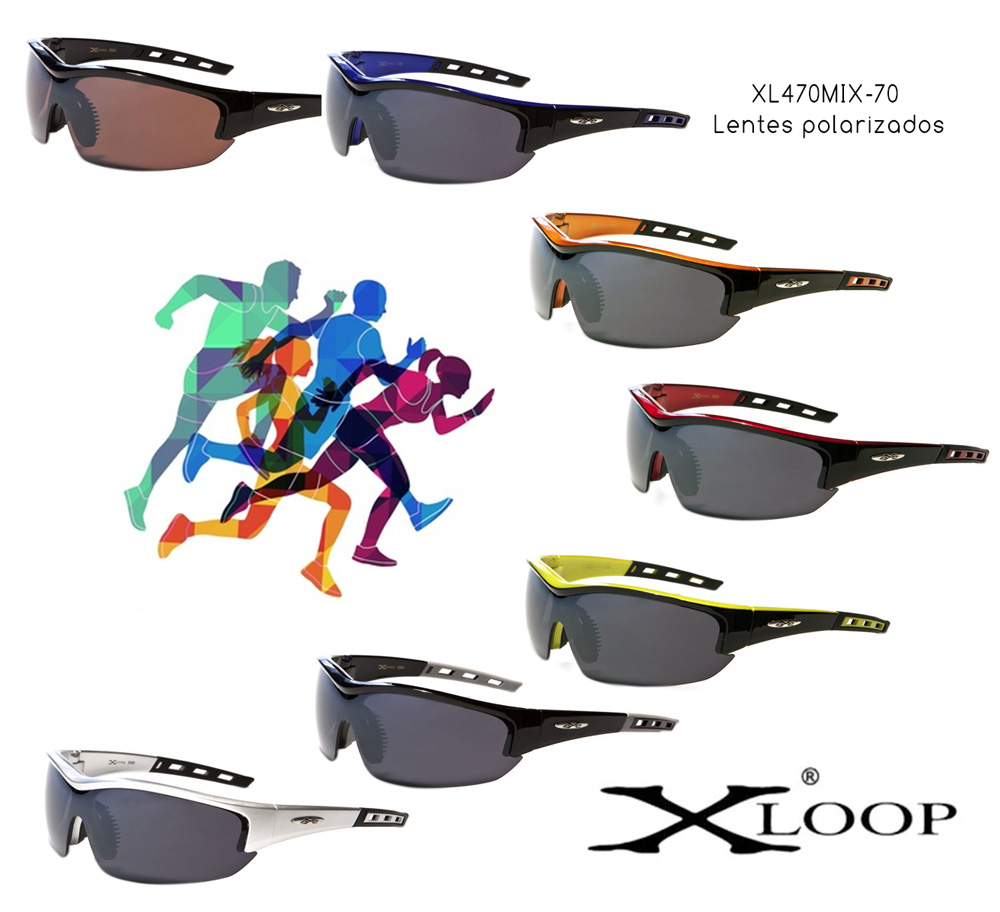 X-Loop 470 Mix - Deportivas